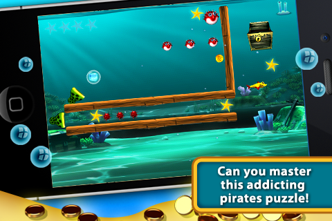 Screenshot Pirate's Treasure!