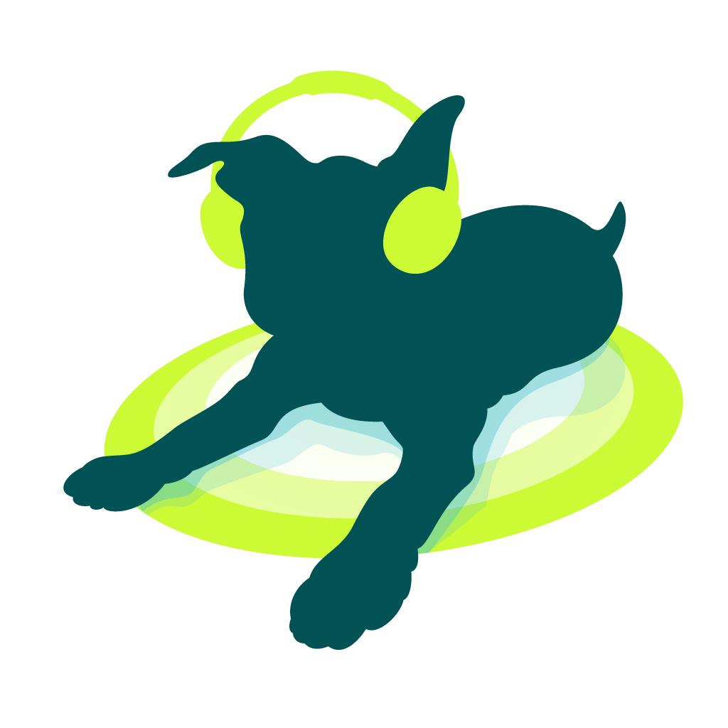 创意pup手绘海报图片